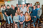 21st Birthday: Paul Stack, Listowel celebrating his 21st birthday with family & friends at Tankers Bar, Listowel on Saturday night last.