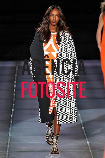 Milao, It&aacute;lia &sbquo;09/2014 - Desfile de Fausto Puglisi durante a Semana de moda de Nova Milao  -  Verao 2015. <br /> <br /> Foto: FOTOSITE