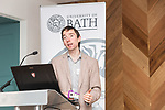 29761 Discovery Series 13th Nov 2018 TG<br /> <br /> An evening hosted at Farmers and Fletchers Hall in London by University of Bath as part of The Discovery Series.<br /> <br /> <br /> Dr Richard Bowman<br /> <br /> Client: Pippa Beard, Alumni Relations<br /> <br /> © Tim Gander 2018. All rights reserved. Please ensure you have publishing rights prior to using this image.