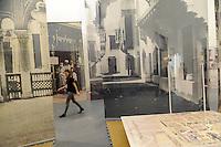 - Milano, il nuovo Museo delle Culture MUDEC nell'ex area industriale Ansaldo in via Tortona. la mostra &ldquo;Mondi a Milano&rdquo; sulle influenze artistiche del colonialismo nell'arte italiana<br /> <br /> - Milan, the new Museum of Cultures MUDEC in the former industrial area Ansaldo in Tortona street. the exhibition &quot;Worlds in Milan&quot; about artistic influences of colonialism in the Italian art
