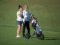 April 10, 2016 - Reunion, FL, U.S: \  during 1st round action of A-Sun Women's Golf Championship on the Watson course at Reunion Resort in Reunion, FL