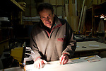The Boatyard Portraits, Mark Miller, Boat Haven, Port of Port Townsend, Repairing a fiberglass racing shell, Port Townsend, Jefferson County, Washington State, Pacific Northwest, Northwest jobs,
