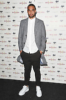 "Winston Reid<br /> arrives for the ""Iron Men"" premiere at the Mile End Genesis cinema, London.<br /> <br /> <br /> ©Ash Knotek  D3236  02/03/2017"