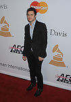 BEVERLY HILLS, CA. - January 30: Chris Allen arrives at the 52nd Annual GRAMMY Awards - Salute To Icons Honoring Doug Morris held at The Beverly Hilton Hotel on January 30, 2010 in Beverly Hills, California.
