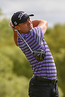 Justin Thomas (USA) watches his tee shot on 3 during day 2 of the WGC Dell Match Play, at the Austin Country Club, Austin, Texas, USA. 3/28/2019.<br /> Picture: Golffile | Ken Murray<br /> <br /> <br /> All photo usage must carry mandatory copyright credit (© Golffile | Ken Murray)
