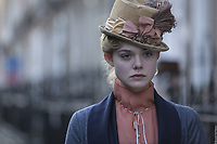 Mary Shelley (2017) <br /> Elle Fanning<br /> *Filmstill - Editorial Use Only*<br /> CAP/MFS<br /> Image supplied by Capital Pictures
