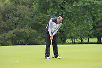 David Lally (Mulingar) on the 2nd during round 1 of The Mullingar Scratch Cup in Mullingar Golf Club on Sunday 3rd August 2014.<br /> Picture:  Thos Caffrey / www.golffile.ie