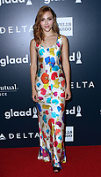 www.acepixs.com<br /> <br /> May 6, 2017 New York City<br /> <br /> Actress AnnaSophia Robb arriving at the GLAAD Media Awards on May 6, 2017 in New York City.<br /> <br /> By Line: Nancy Rivera/ACE Pictures<br /> <br /> <br /> ACE Pictures Inc<br /> Tel: 6467670430<br /> Email: info@acepixs.com<br /> www.acepixs.com
