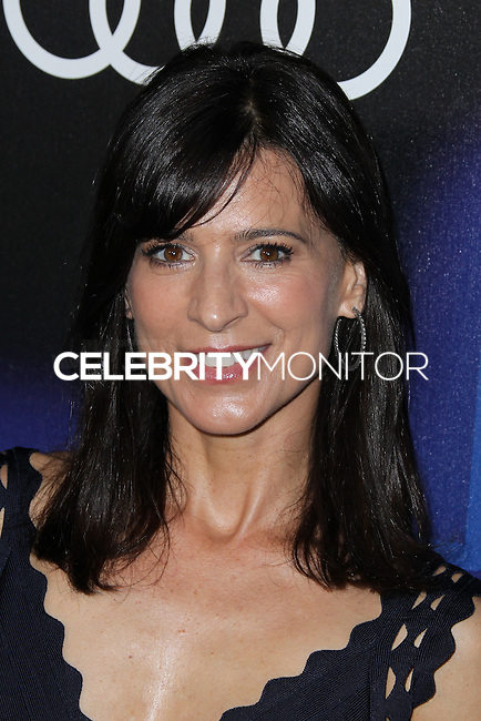 WEST HOLLYWOOD, CA, USA - AUGUST 21: Perrey Reeves arrives at the Audi Emmy Week Celebration held at Cecconi's Restaurant on August 21, 2014 in West Hollywood, California, United States. (Photo by Xavier Collin/Celebrity Monitor)