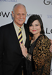 "BEVERLY HILLS, CA. - July 27: Gerald McRaney and Delta Burke arrive at AFI Associates & Sony Pictures Classics' premiere of ""Get Low"" held at the Samuel Goldwyn Theater inside The Academy of Motion Picture Arts and Sciences on July 27, 2010 in Beverly Hills, California."