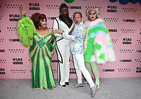 LOS ANGELES, CA - JUNE 22: Ginger Minj, Bob the Drag Queen, Carson Kressley, Kim Chi, at Beverly Center x The Advocate x World of Wonder Pride Event at The Beverly Center in Los Angeles, California on June 22, 2019. Credit: Faye Sadou/MediaPunch