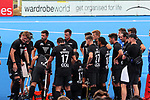 Blacksticks during the Pro League Hockey match between the Blacksticks men and Belgium, National Hockey Arena, Auckland, New Zealand, Sunday 2 February 2020. Photo: Simon Watts/www.bwmedia.co.nz