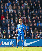 20191023 - Genk: Genk's Arne Cuypers is pictured during the UEFA Youth League group stages match between KRC Genk Youth and Liverpool FC on October 23, 2019 at KRC Genk Stadium Arena B, Genk, Belgium. PHOTO:  SPORTPIX.BE | SEVIL OKTEM