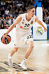 Real Madrid Jaycee Carroll during Turkish Airlines Euroleague match between Real Madrid and CSKA Moscow at Wizink Center in Madrid, Spain. November 29, 2018. (ALTERPHOTOS/Borja B.Hojas)