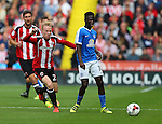 Mark Duffy of Sheffield Utd during the League One match at Bramall Lane Stadium, Sheffield. Picture date: September 17th, 2016. Pic Simon Bellis/Sportimage