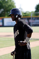 Hector Gomez -  Modesto Nuts .Photo by:  Bill Mitchell/Four Seam Images