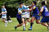 U15 Rugby League - Johnny Lomax Cup Final at Neanae College, Lower Hutt, New Zealand on Saturday 4 November.<br /> Photo by Masanori Udagawa. <br /> www.photowellington.photoshelter.com