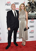 HOLLYWOOD, CA - NOVEMBER 09: Producer Cassian Elwes (L) and guest attend the screening of Netflix's 'Mudbound' at the Opening Night Gala of AFI FEST 2017 presented by Audi at TCL Chinese Theatre on November 9, 2017 in Hollywood, California.<br /> CAP/ROT<br /> &copy;ROT/Capital Pictures