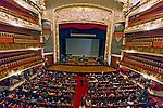 Edificio do Teatro Municipal. Sao Paulo. 2013. Foto de Ana Druzian.