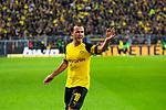 09.03.2019, Signal Iduna Park, Dortmund, GER, 1.FBL, Borussia Dortmund vs VfB Stuttgart, DFL REGULATIONS PROHIBIT ANY USE OF PHOTOGRAPHS AS IMAGE SEQUENCES AND/OR QUASI-VIDEO<br /> <br /> im Bild   picture shows:<br /> Proteste von Mario Goetze (Borussia Dortmund #10), <br /> <br /> Foto &copy; nordphoto / Rauch