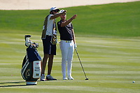 Danny Willett (ENG) on the 8th fairway during Round 1 of the Abu Dhabi HSBC Championship 2020 at the Abu Dhabi Golf Club, Abu Dhabi, United Arab Emirates. 16/01/2020<br /> Picture: Golffile | Thos Caffrey<br /> <br /> <br /> All photo usage must carry mandatory copyright credit (© Golffile | Thos Caffrey)
