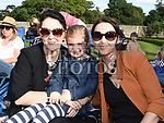 Molly and Karen McConnell and Therese Murphy at the Chapterhouse Theatre Company's performance of The Wind in the Willows at Oldbridge Estate. Photo:Colin Bell/pressphotos.ie