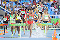 Anju Takamizawa (JPN), <br /> AUGUST 13, 2016 - Athletics : <br /> Women's 3000m Steeplechase Round 1 <br /> at Olympic Stadium <br /> during the Rio 2016 Olympic Games in Rio de Janeiro, Brazil. <br /> (Photo by YUTAKA/AFLO SPORT)