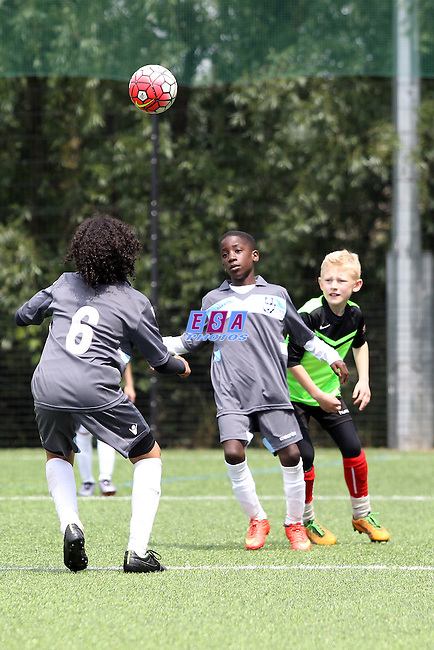 ELMS JFC v HACKNEY DOWNS<br /> U9 FINAL<br /> THAMESMEAD SUMMER FESTIVAL OF FOOTBALL 2016<br /> SATURDAY 28TH MAY 2016<br /> BAYLISS AVENUE