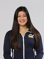 Berkeley, CA - November 11, 2016: The 2016-2017 Cal Women's Gymnastics Team portraits.
