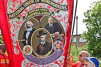 Durham Miners Gala (Jul 2013)