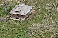 Farm ghost house. Elbert County, Colorado.  May 2015