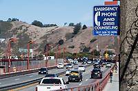 San Francisco nella foto Golden Gate geografico California 26/09/2017 foto Matteo Biatta<br />San Francisco in the picture Golden Gate geographic San Francisco 26/09/2017 photo by Matteo Biatta