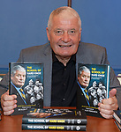 """Archie Knox launches his book """"The School of Hard Knox"""""""