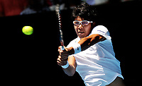 MELBOURNE,AUSTRALIA,24.JAN.18 - TENNIS - ATP World Tour, Grand Slam, Australian Open. Image shows Hyeon Chung (KOR). Photo: GEPA pictures/ Matthias Hauer / Copyright : explorer-media