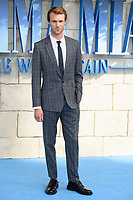 "Hugh Skinner<br /> arriving for the ""Mama Mia! Here We Go Again"" World premiere at the Eventim Apollo, Hammersmith, London<br /> <br /> ©Ash Knotek  D3415  16/07/2018"