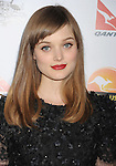 LOS ANGELES, CA - JANUARY 12: Bella Heathcote  attends the 2013 G'Day USA Black Tie Gala at JW Marriott Los Angeles at L.A. LIVE on January 12, 2013 in Los Angeles, California.