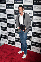 Designer David Bromstad attends the Samsung Galaxy Note 10.1 Launch Event in New York City, August 15, 2012. © Diego Corredor/MediaPunch Inc. /NortePhoto.com<br />