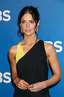 Janet Montgomery at the 2012 CBS Upfront at The Tent at Lincoln Center on May 16, 2012 in New York City. © RW/MediaPunch Inc.