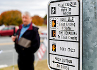 NWA Democrat-Gazette/JASON IVESTER <br /> David Henry; photographed on Wednesday, Nov. 25, 2015, at the intersection of Turnbridge Drive/Been Road and SW 14th Street in Bentonville