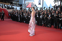 "Milla Jovovich - "" On The Road "" Premiere at the 65th Cannes Film Festival at the Palais des Festival..May 23rd, 2012."