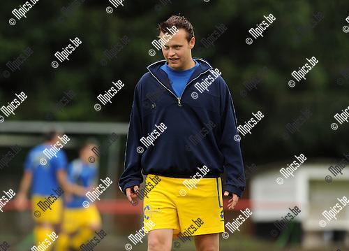2011-07-30 / Voetbal / seizoen 2011-2012 / FC Poppel / Sander Van Rooy..Foto: mpics