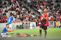 CURITIBA, PR,06.11.2019 - Athletico PR x Cruzeiro-  Partida entre Athletico PR x  Cruzeiro do Campeonato Brasileiro de 2019 no estadio da arena da baixada em Curitiba. (Foto: Ernani Ogata/Codigo 19/Codigo 19)