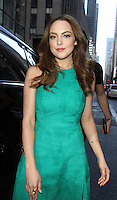 NEW YORK, NY-July 06: Elizabeth Gillies at Today Show  to talk about the 2nd season of FX series Sex & Drugs and Rock & Roll in New York. NY July 06, 2016. Credit:RW/MediaPunch