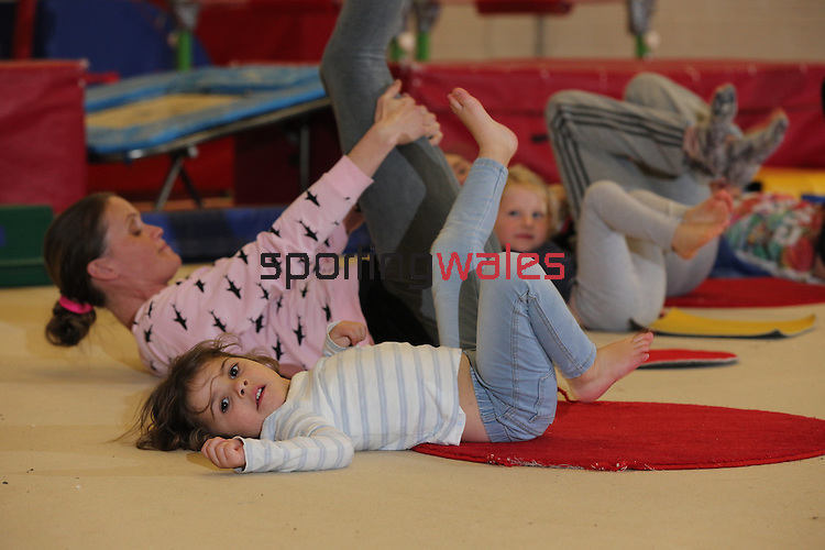 Welsh Gymnastics<br /> 08.10.14<br /> ©Steve Pope-SPORTINGWALES