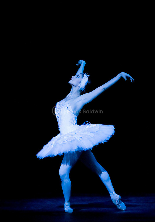 English National Ballet performing Swan Lake 2004. Choreographer, Derek Deane