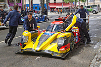 Les 24 heures du Man - 2019 - les voitures.<br /> <br /> PHOTO :  Agence Quebec Presse - YANN TOUTAIN