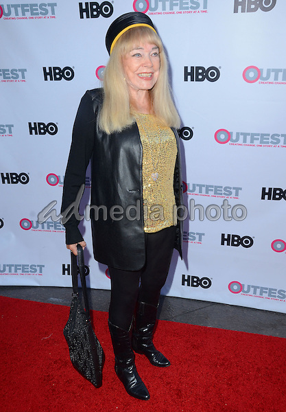 "11 July 2015 - West Hollywood, California - Terry Moore. Arrivals for the 2015 Outfest Los Angeles LGBT Film Festival screening of ""Tab Hunter Confidential"" held at The DGA Theater. Photo Credit: Birdie Thompson/AdMedia"