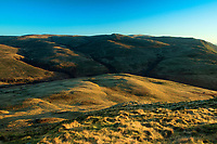 The Ochil Hills from Dumyat, Stirlingshire