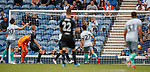 21.07.2019: Rangers v Blackburn Rovers: Lewis Travis steers the ball into Allan McGregor's net to equalise