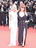 Cannes France May 12 2016 Naomi Watts, Susan Sarandon attends the Money monster Premiere at the Palais des Festival During the 69th Annual Cannes Film Festival